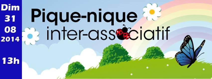 Pique-nique inter-associatif dimanche 31 août 2014